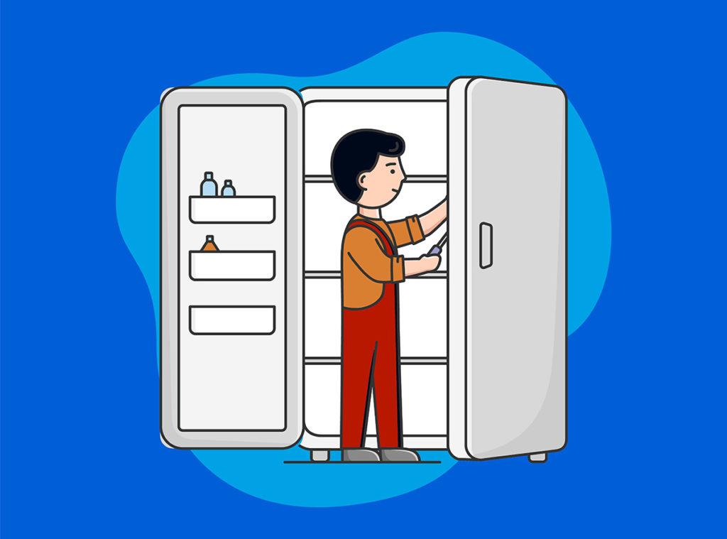 frigoriste 91
